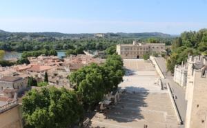 """Avignon : du Palais des Papes aux """"livrées cardinalices"""", en passant par les demeures nobles..."""