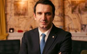 """Podcast : l'interview d'Erion Veliaj, maire de Tirana """"la capitale où il y a le plus de jeunes en Europe"""""""