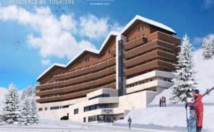 Vacancéole ouvre deux résidences sur le domaine de l'Alpe d'Huez