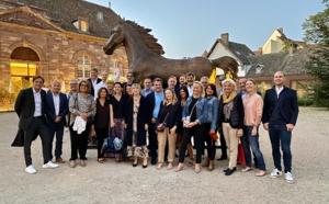 Voyage des Patrons en Alsace : reprise y es-tu ?