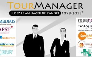 Palmarès Tour Managers 1998-2013 : plus de 1 800 professionnels ont voté pour eux !