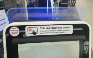 L'aéroport de Londres Heathrow teste la technologie d'enregistrement des bagages sans contact - Photo Amadeus