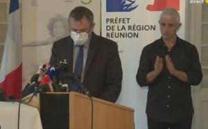 """Le préfet devrait annoncer desserrement anticipé et non pas d'une """"levée"""" des mesures - DR : Préfet Réunion"""