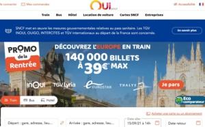 La SNCF explose les compteurs sur... le digital