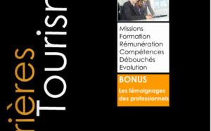 L'ebook Carrières Tourisme s'enrichit de 35 nouvelles fiches métiers