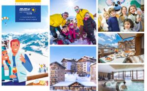 Alpes : mmv ouvre 2 nouvelles résidences clubs et 2 nouveaux hôtels clubs cet hiver