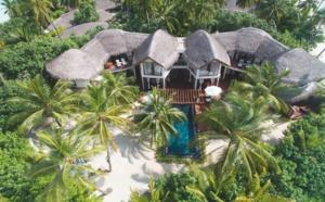 Podcasts : le séjour personnalisé à l'hôtel Constance Halaveli (Maldives)