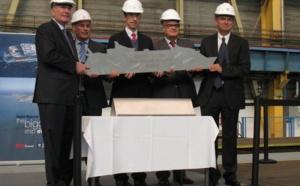 STX : Démarrage de la construction du 3ème navire de la classe OASIS de Royal Caribbean