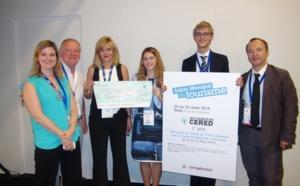 Talents du CERED : l'Hirondelle remporte la 2ème édition !