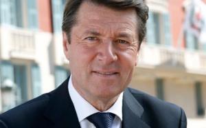Ferries : Christian Estrosi en faveur d'une taxe carbone sur les véhicules à Nice