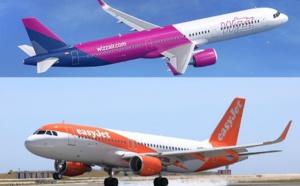 Wizz Air, Easyjet : la nouvelle bataille des low cost