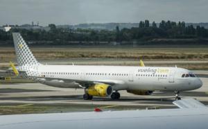 Vueling obtient 18 créneaux de vols à l'aéroport de Paris Orly