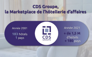 CDS Groupe, pionnier depuis 20 ans !
