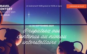 Le marketing de contenu a son 1er événement dans le tourisme !