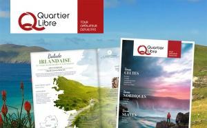 Le nouveau catalogue Quartier Libre 2022 arrive……