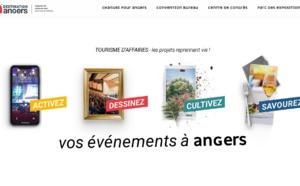 """A Angers, """"une reprise très importante"""" du tourisme d'affaires"""