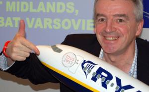 Ryanair condamné à 10 M€ de dommages et intérêts pour travail dissimulé