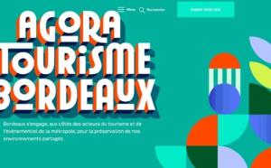 """Coup d'envoi du site """"Agora pour le tourisme à Bordeaux Métropole"""""""
