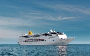 Costa Croisières : nouveau navire pour un itinéraire à Oman et aux EAU pendant l'Hiver 2013/2014