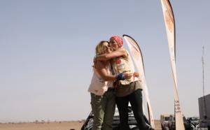Rallye-Raid Aïcha des Gazelles : la Team d'Armelle et Yolande termine 2e du général !