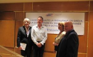 SNAV Méditerranée : la Grèce et la fidélisation client au cœur de la 2e convention