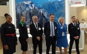 Paris CDG, Orly, Pointe-à-Pitre : Air France renforce son offre pour l'hiver 2021
