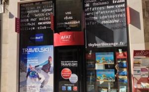 Web to store : Travelski lance des corners éphémères dans les agences de voyages