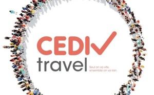 Cediv Travel lance un nouveau site et de nouvelles couleurs !