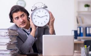 Heures sup : attention à la durée du temps de travail !