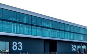 La nouvelle jetée internationale du Hall A de l'aéroport de Bordeaux est la  1ère infrastructure de Haute Qualité Environnementale de la plateforme. - DR