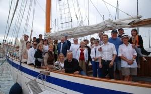 Marseille : l'InterContinental - Hôtel Dieu a accueilli 13 agences américaines en eductour