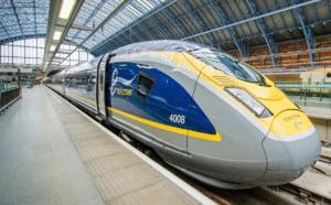 Paris - Londres : Eurostar renforce son offre pour Noël