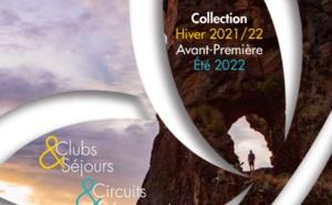 Top of Travel sort la brochure Hiver 2021-2022
