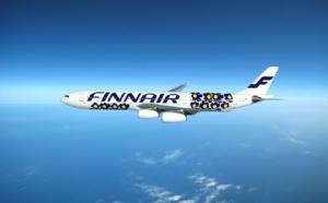 Finnair poursuit sa conquête de l'Asie