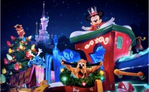 Disneyland Paris : une toute nouvelle Parade pour Noël 2021