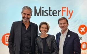 Emilie Dumont prend le poste de directrice générale de MisterFly
