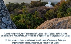 Sri Lanka : Asia donne rendez-vous aux agences jeudi à 10h