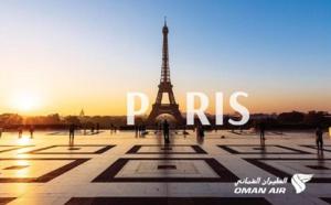 Oman Air reprend ses vols entre Paris et Mascate