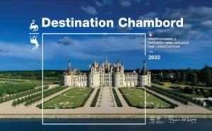 Le Domaine national de Chambord édite sa nouvelle brochure pour les pros du tourisme