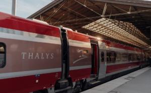 """Thalys : découvrez à 360 degrés le """"train de demain"""""""