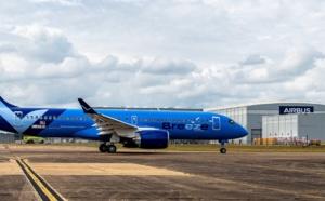 Airbus dévoile ses excellents chiffres pour l'année 2021