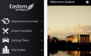 Eastern Airways lance son application pour iPad et iPhone