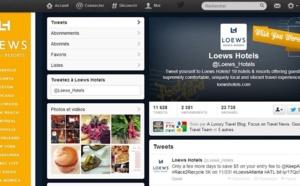 Hôtellerie : Twitter devient un canal de distribution