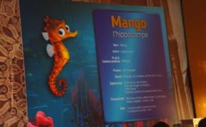 """Campagne télé : """"Mango"""" l'hippocampe, l'atout bingo de Selectour Afat ?"""