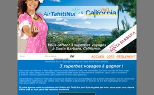 Californie : challenge de ventes de Visit California et Air Tahiti Nui