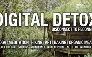 """""""Digital detox"""" : passez en offline pendant vos vacances !"""