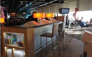 Un nouvel espace de lecture numérique à Roissy