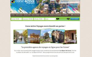"""Corse Active Voyages : """"Nous sommes la première agence en ligne pour les Corses"""""""
