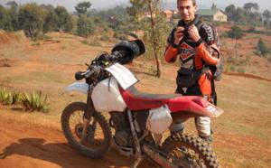 Guide professionnel randonnées motos : le responsable des motards