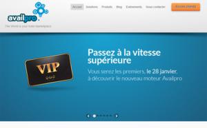 Availpro veut améliorer le taux de conversion des visiteurs en acheteurs